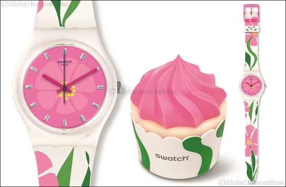 Swatch Celebrates the Best Moms in the World With a Mother's Day Special