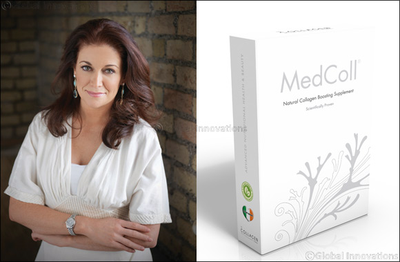 Advice on dietary supplements from Roz Martin, founder of skincare supplement, MedColl
