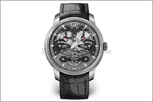 Girard-Perregaux to display exquisite complications worth QAR 18 million at DJWE