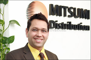 Mitsumi Secures Rights To Distribute HP Supplies In the Middle East