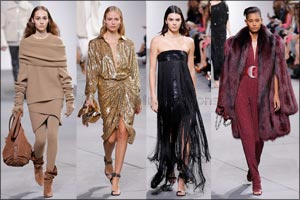 Runway Anywhere and Everywhere: the Michael Kors Collection Fall 2017 Runway Show Will Be Where You  ...