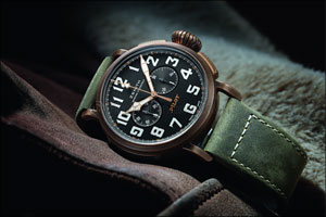 Heritage Collection: the Pilot Extra Special Chronograph