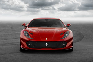 The Ferrari 812 Superfast: Geneva world premiere for the new, extreme performance V12 berlinetta