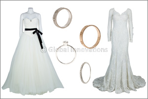 Exquisite selection of wedding essentials from The Luxury Closet