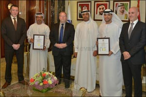 Two innovations from Dubai Customs accredited by GII