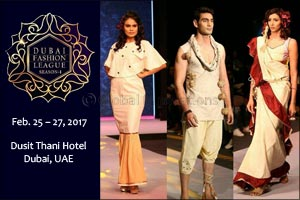 Dubai Fashion League 2017 to bring top celebrity designers to Dubai