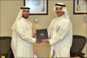 Dubai Customs signs MoU with UNION COOP