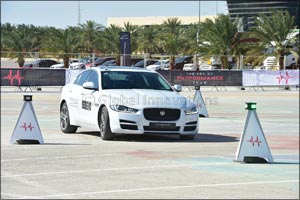 Euro Motors Jaguar Land Rover Celebrates Second Year Anniversary of Land Rover Experience Centre Bah ...