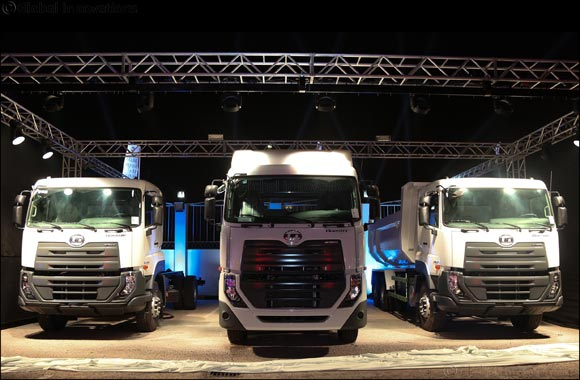 UD Trucks offers eight features for lowering the cost of ownership for Middle East businesses