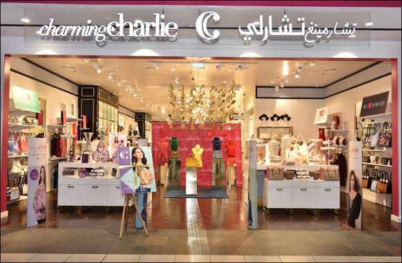 Charming Charlie Introduces Spring Summer in Arabia Season's Newest Shades