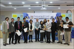 Skyline University College (SUC) and TYV Cross Fire Debating Competition Has a New Champion
