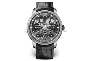 World's most complicated range of timepieces worth US$5 million being displayed by Girard-Perregaux  ...