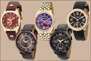 The First Collection of SOSPIRO Watches Available Exclusively at Paris Gallery