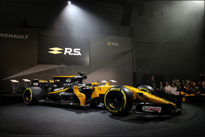 INFINITI co-developed second generation ERS unveiled with all-new R.S.17