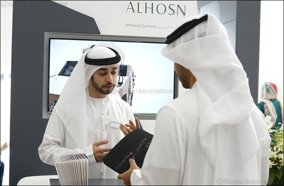 "Al Hosn to Produce Extra Light Weight ""Armored Vest"""