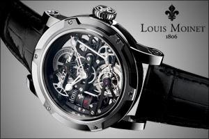 Louis Moinet Black Gold Derrick