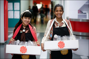 Sharjah Girl Guides Raises AED 23,000 through Cookie Sales