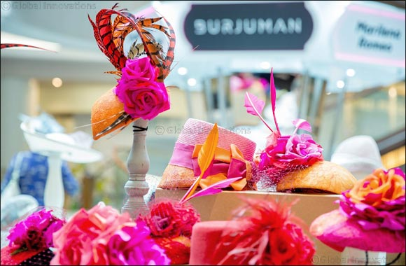 Put your best hat forward at BurJuman's International Millinery Exhibition