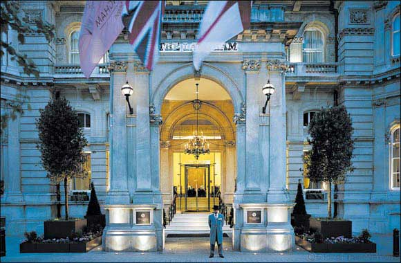 An Icon in England's Most Sophisticated City, The Langham, London Continues to Define the Art of the Stay Since 1865