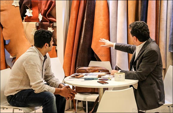 Global interest in regional leather market builds ahead of Leatherworld Middle East 2017