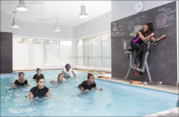 Burn calories and detoxify with the March Deals at L'Atelier Aquafitness