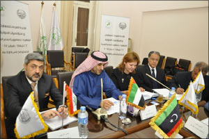 Arab Union for International Exhibitions and Conferences Holds Its Regular Meeting in Cairo