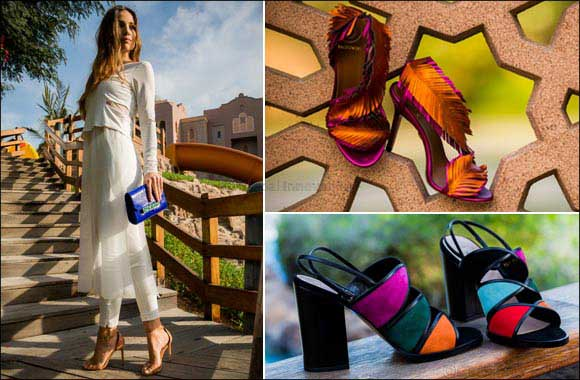 Tryano Unveils Spring/summer 2017 Campaign Including the Store's First Season of Footwear at  Abu Dhabi's Iconic Emirates Palace