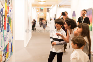 Fifth and largest edition of The Sheikha Manal �Little Artists Program' launched