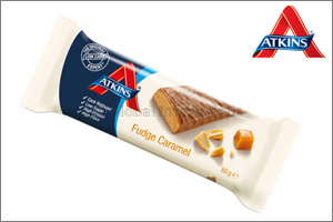 The New Atkins Lifestyle Unveils The Yummiest Low Sugar Treat