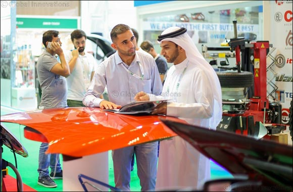 Keen interest from Central Asia in Automechanika Dubai 2017
