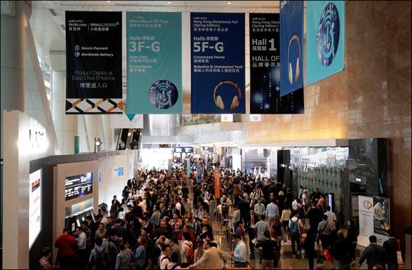 Hong Kong Trade Fairs in April and May 2017 Strengthening bilateral trade between Hong Kong and UAE