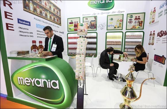 Turks Have It 'Licked' in Gulfood Visitor Choice Award