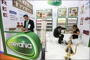 Turks Have It �Licked' in Gulfood Visitor Choice Award