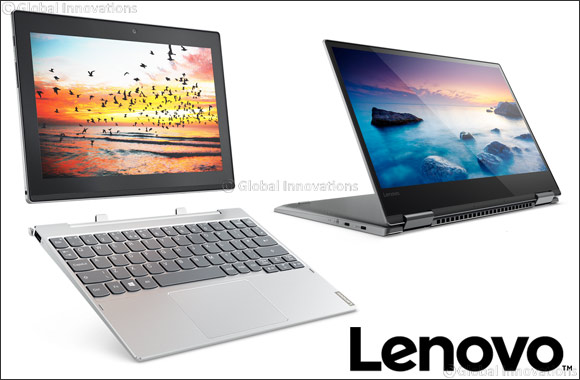 Lenovo Sets Stage for New Mobility with Smart, Connected Devices & Services