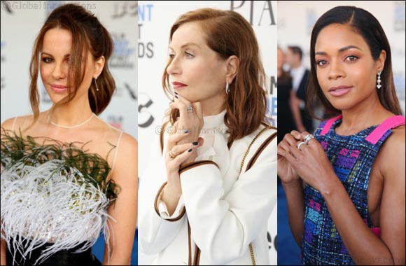 The Stars Shine in Piaget at the Film Independent Spirit Awards