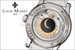 Louis Moinet Stardance brings down the stars for Mother's Day