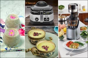 Mother's Day Gifting Feature & Recipes by Nutritionist Lama Alnaeli