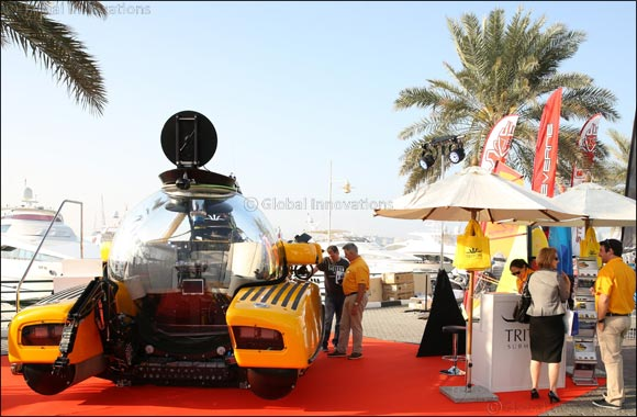 Extreme Watercraft Open a New World of Water Wanderlust at Dubai International Boat Show