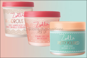 SCOOPER DOOPER, PRETTY POLISHED & WONDEROUS WHIP from Zoella