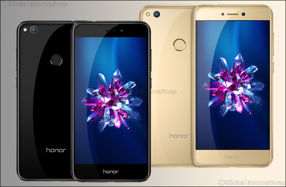 Super Successor Honor 8 Lite Gears Up for Digital Natives: Sharper, Faster and Stronger