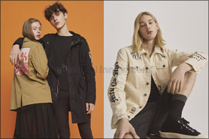 Pull&Bear's �Colorama' Displays the Latest Trends for Spring
