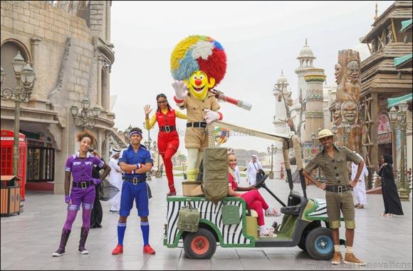Global Village: A Walk-Through Street Theatre