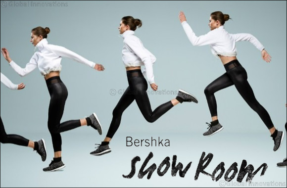 Bershka Start Moving Woman