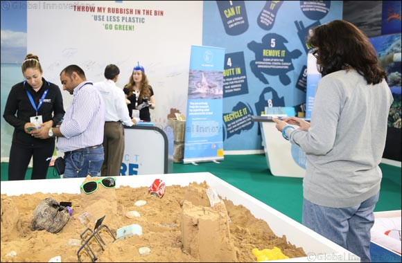 Project Earth initiative at Dubai International Boat Show turns spotlight on environmental awareness