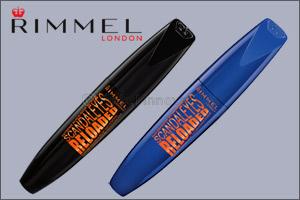 Rimmel London Introduces New Scandal'Eyes Reloaded Mascara Extreme Black & Waterproof