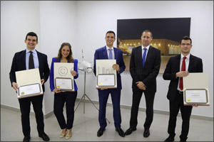Alitalia Engineers Graduate From Etihad Airways