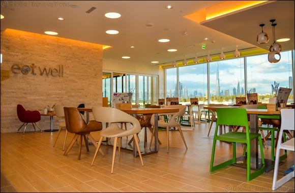 Eat well Dubai's first healthy lifestyle restaurant