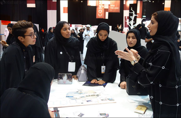 Through participation at the first Mohamed Bin Zayed Majlis for Future Generations MBRSC highlights 18 educational initiatives on Space Science, Research and Technology