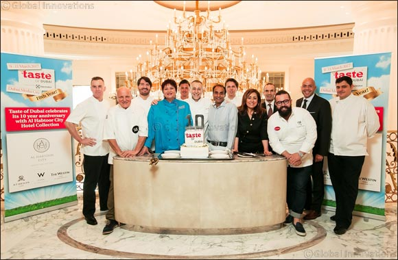 Taste of Dubai Celebrates 10 Year Anniversary