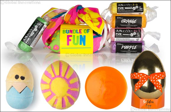 Lush's Spring Collection 2017: Egg-citing Spring Time Ahead